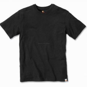 Koszulka Carhartt Maddock Short Sleeve T-Shirt – czarny