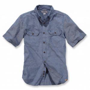 Koszula Carhartt Fort Solid Shirt – Denim Blue