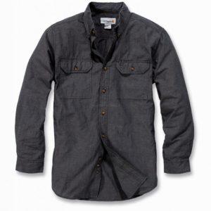 Koszula Carhartt Fort Solid Shirt – Czarny