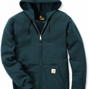 Bluza Carhartt Midweight Hooded Zip-Front – Canopy Green