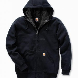 Bluza Carhartt Colliston Lined Hooded – Czarny