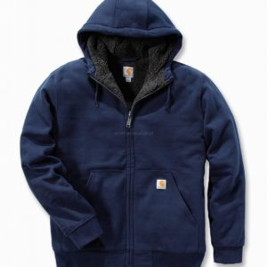 Bluza Carhartt Colliston Lined Hooded – Granatowy