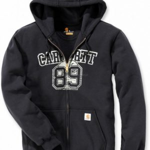 Bluza Carhartt Graphic 89 Zip Hooded – Czarny