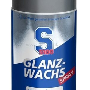 Glanz Wachs Spray S100, Wosk W Sprayu 250ml