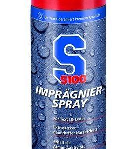 Impragnier Spray S100, Impregnat Do Tkanin I Skóry, 300ml