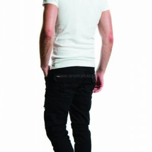 Jeansy Motto Wear Italia Cargo Black