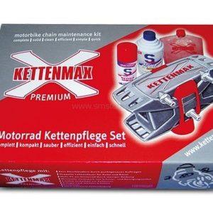 Kettenmax Premium S100, Urządzenie Do Czyszczenia Łańcucha (Dodatkowo Środek Czyszczący I Smarujący)