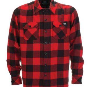 Koszula Dickies Sacramento Red