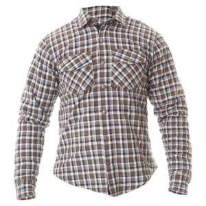 Koszula Oxford Kickback Khaki/White