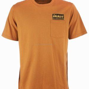 Koszulka Dickies Franklin Park Brown Duck