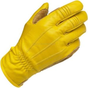 Rękawice Biltwell Work Gold