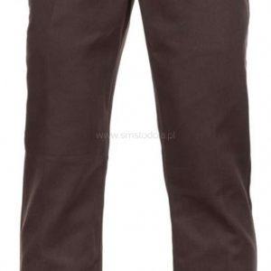 Spodnie Dickies Slim Fit Work 872 Brown
