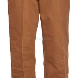 Spodnie Dickies Slim Fit Work 872 Brown Duck