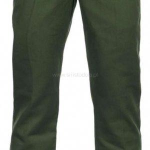 Spodnie Dickies Slim Fit Work 872 Green