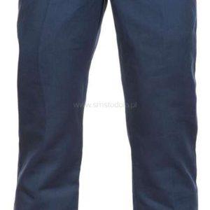 Spodnie Dickies Slim Fit Work 872 Navy