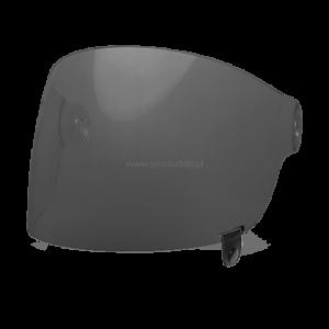 Szyba Bell Bullitt Flat Dark Smoke (Czarny Pasek)