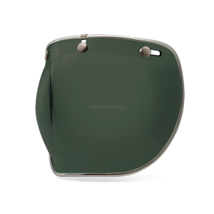 Szyba Bell Custom 500 Deluxe Bubble Wayfarer Green