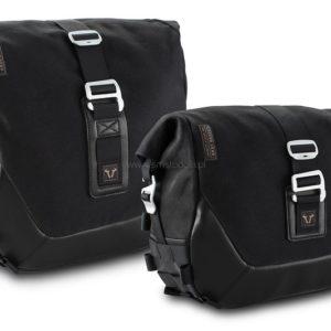 Zestaw Sakw I Stelaży Legend Gear Black Edition, Harley Davidson Sportster Models (04-), Lc1/Lc2, Sw