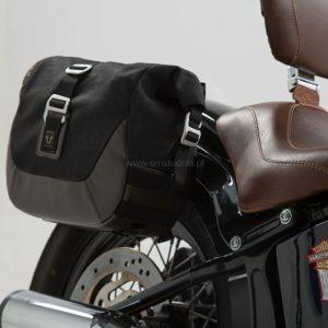 Zestaw Sakw I Stelaży Legend Gear, Stelaż Slc, Harley Davidson Softail Slim / Softail Blackline