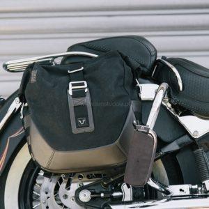 Zestaw Sakw I Stelaży Legend Gear, Stelaż Slc, Left Lc2/Right Lc1, Harley Davidson Softail Fat Boy