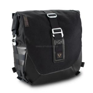 Zestaw Sakwa I Stelaż Legend Gear Black Edition Na Lewą Str, Yamaha Xsr900 Abarth (17-), Lc2