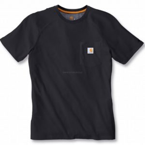 Koszulka Carhartt Force® Cotton Short Sleeve T-Shirt – ciemny szary