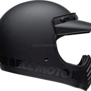 Kask Bell Moto-3 Blackout Matt/Gloss