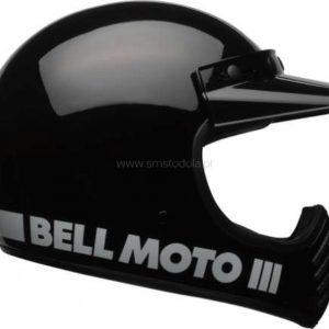 Kask Bell Moto-3 Black