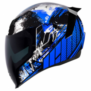 Kask Icon Airflite Stim Blue