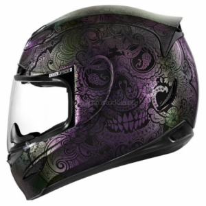 Kask Icon Airmada Chantilly Opal Purple
