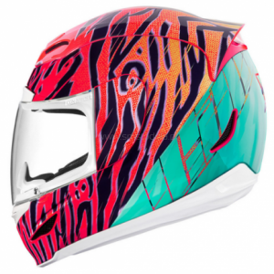 Kask Icon Airmada Wild Child Orange