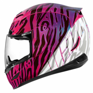 Kask Icon Airmada Wild Child Purple