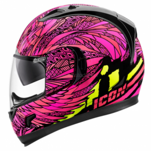 Kask Icon Alliance GT Bird Strike Pink