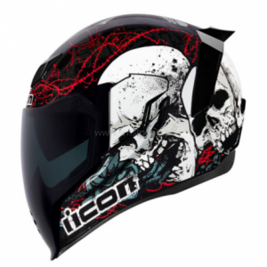 Kask Icon Airflite Skull18