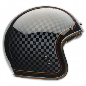 Kask Bell Custom 500 DLX Special Edition Rsd Check It Black