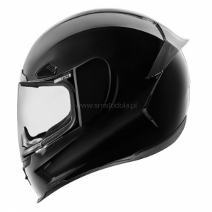 Kask Icon Airframe Pro Gloss Black