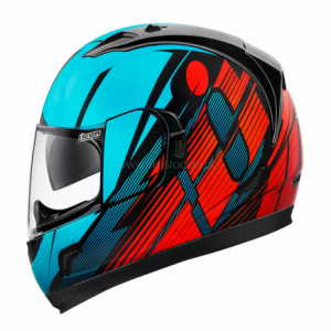 Kask Icon Alliance GT Primary Blue/Red