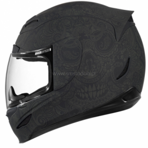Kask Icon Airmada Chantilly Black Rubatone