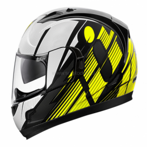 Kask Icon Alliance GT Primary Hiviz