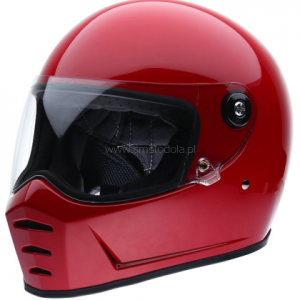 Kask Biltwell Lane Splitter Gloss Blood Red