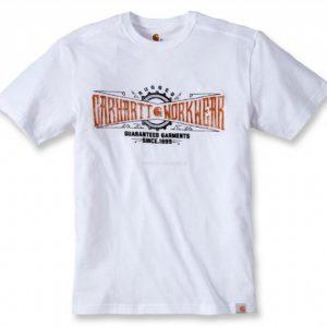 Koszulka Carhartt Work Crew Graphic T-Shirt – biały
