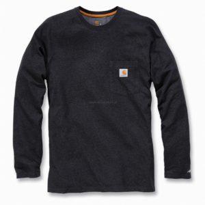 Koszulka Carhartt Force® Cotton Long Sleeve T-shirt – Ciemny szary