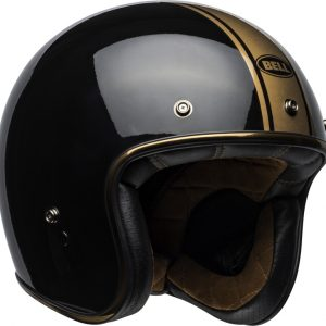 Kask Bell Custom 500 DLX Rally Gloss Black/Bronze