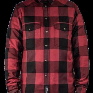 Koszula John Doe Motoshirt Red