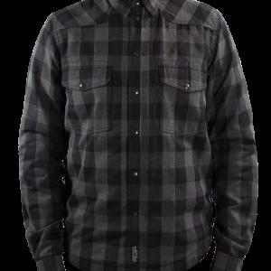 Koszula John Doe Motoshirt Grey