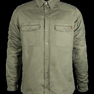 Koszula John Doe Motoshirt Olive