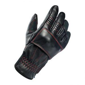 Rękawice Biltwell Belden Black/Redline