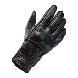 Rękawice Biltwell Borrego Black/Redline