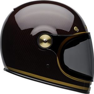 Kask Bell Bullitt Carbon Transend Candy Red/Gold