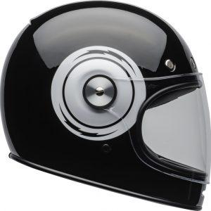 Kask Bell Bullitt DLX Bolt Black/White